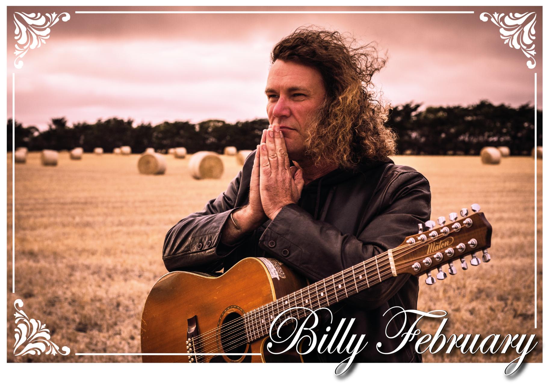 Billy February